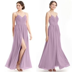 Azazie Cora Wisteria Dress